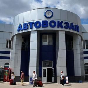 Автовокзалы Новгорода
