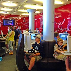 Интернет-кафе Новгорода