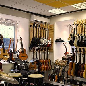 Музыкальные магазины Новгорода