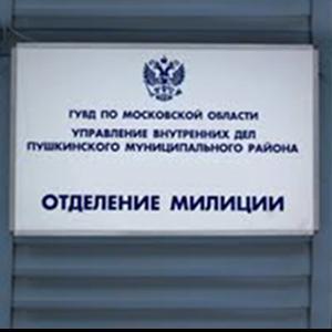 Отделения полиции Новгорода