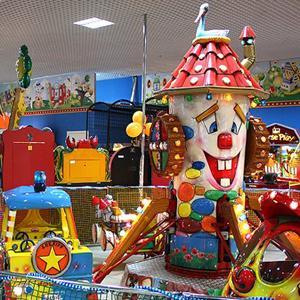Развлекательные центры Новгорода