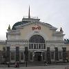 Железнодорожные вокзалы в Новгороде