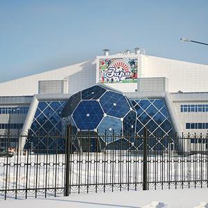 Спортивные комплексы Новгорода