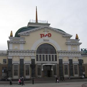 Железнодорожные вокзалы Новгорода